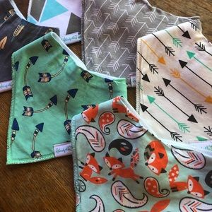 Other - Baby bandanna bibs